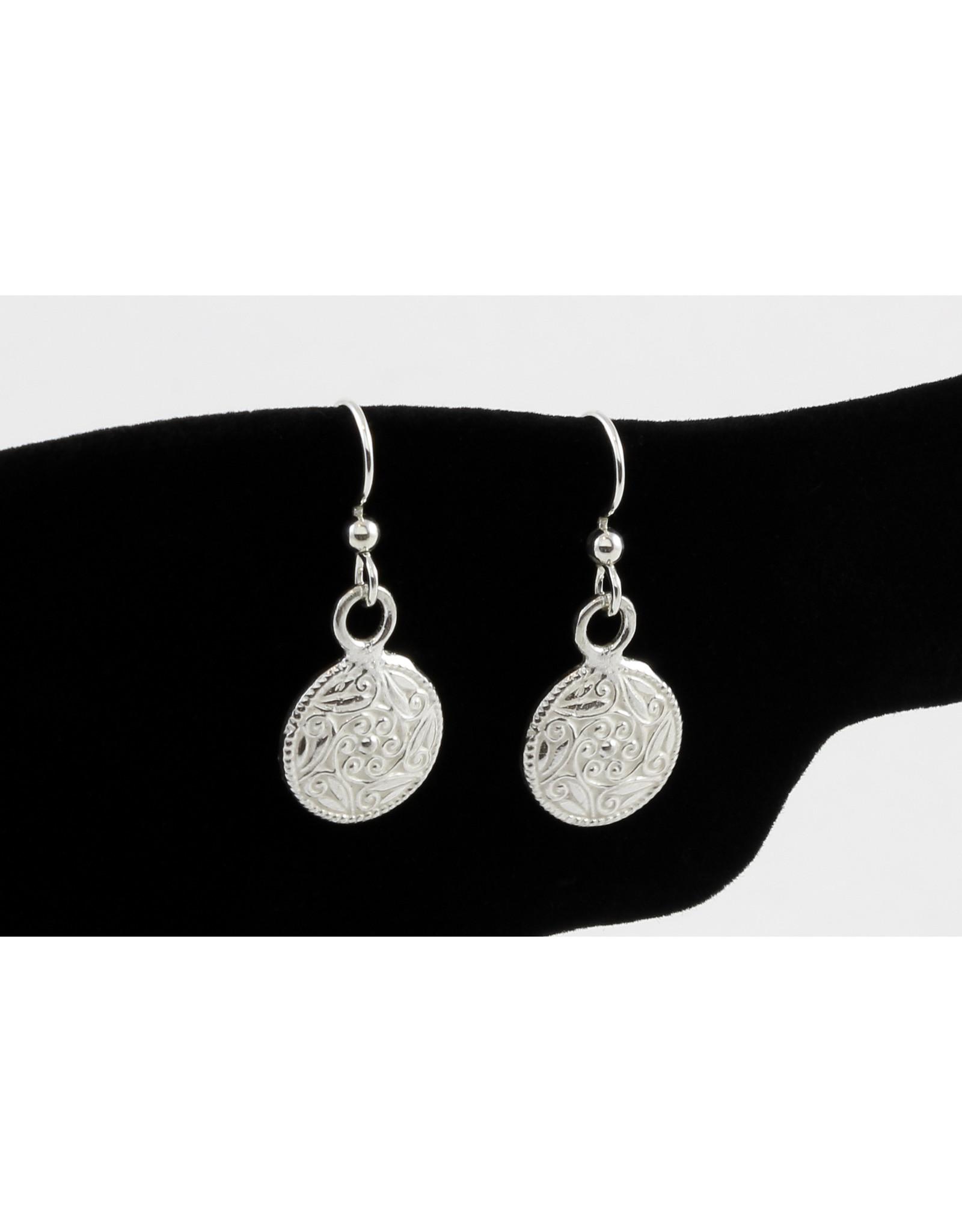 Darryl MacLeod Sterling Silver Earrings by Darryl MacLeod