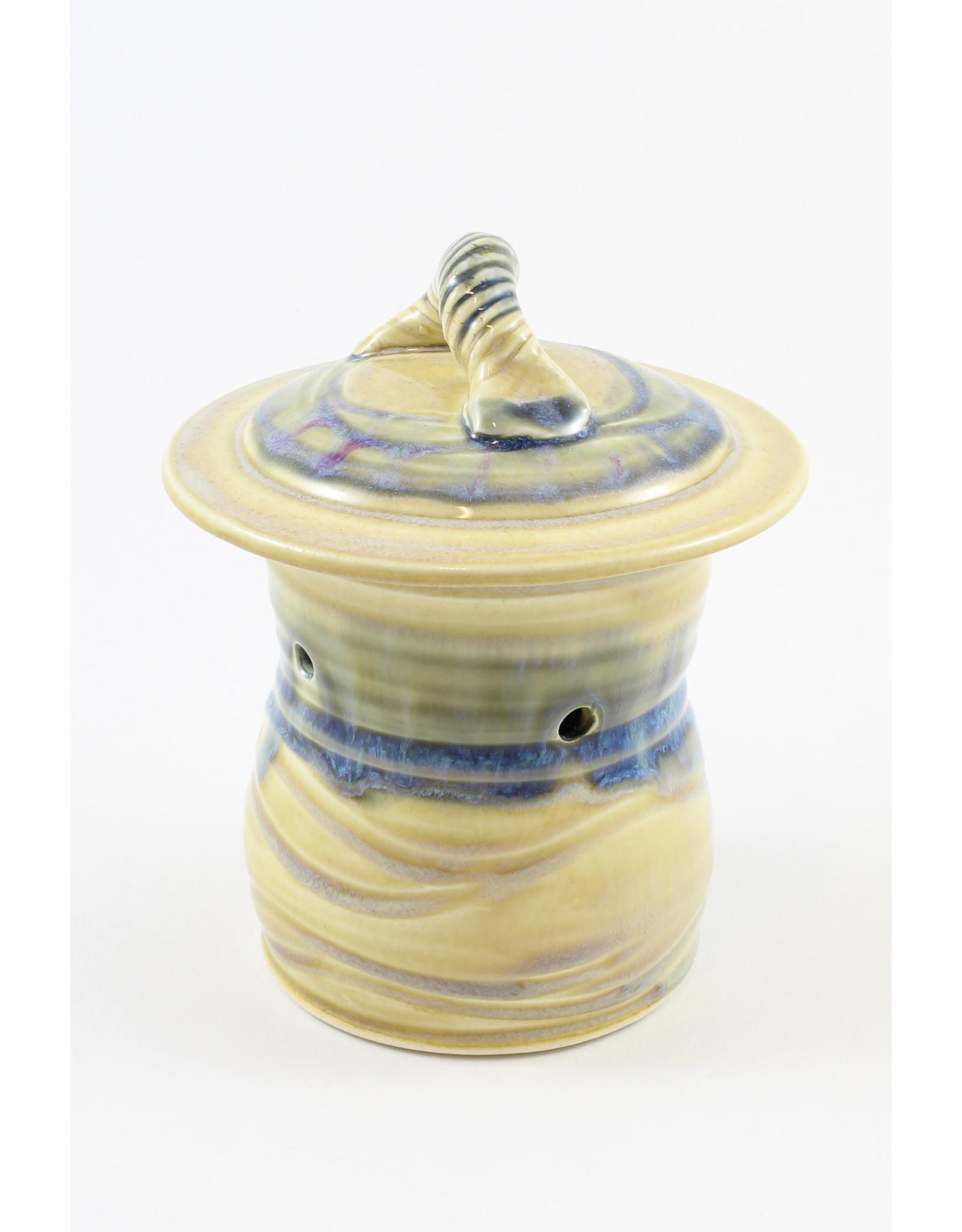 Linda Wright Garlic Keepers by Linda Wright