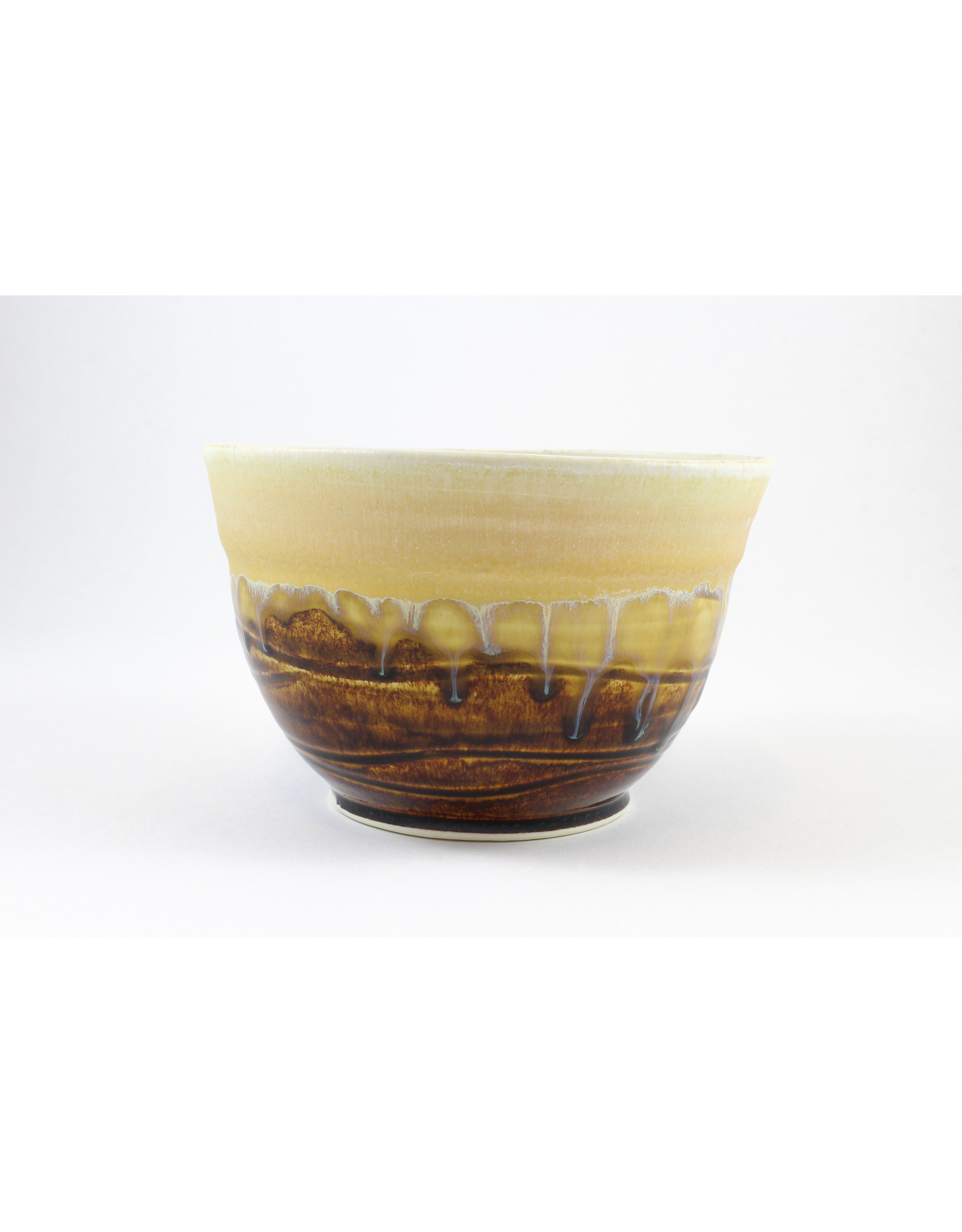 Linda Wright Porcelain Bowl by Linda Wright