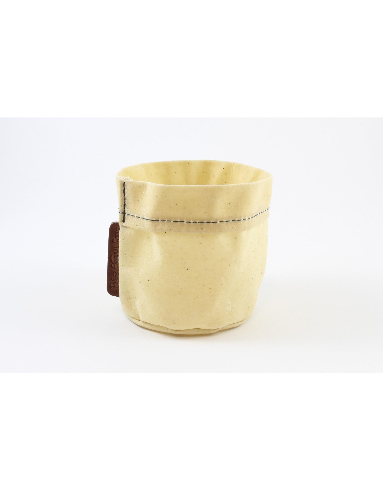 Kyle McPhee Waxed Canvas Bucket by Phee's Original Goods