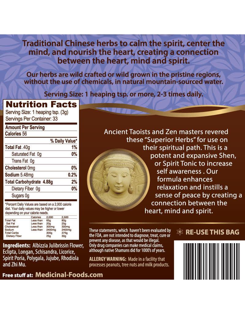 Medicinal Foods Healing Herbal Mixes