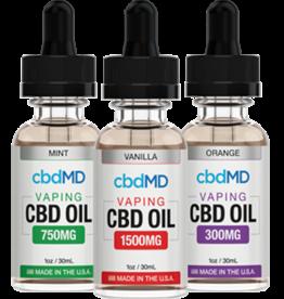 cbdMD CBD Vape Oil