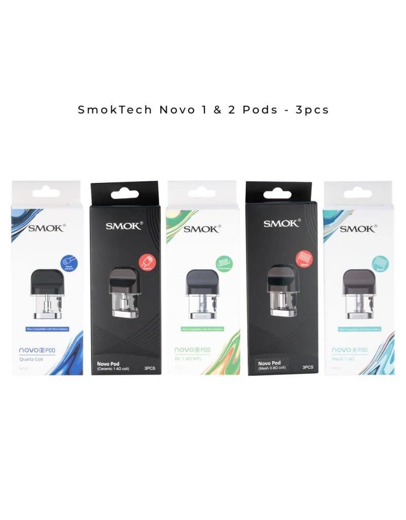 Smoktech Smok Novo Pod(s)