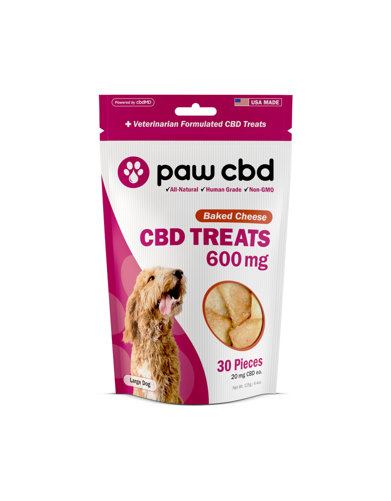 cbdMD canine treats