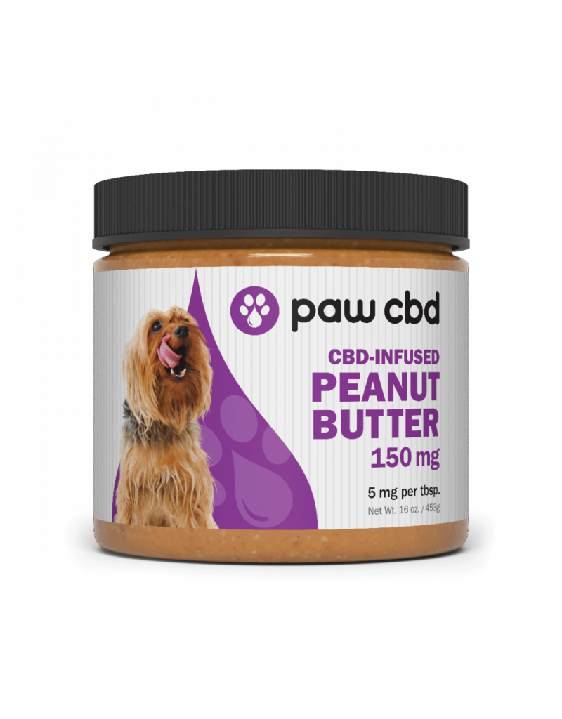 cbdMD infused Peanut Butter