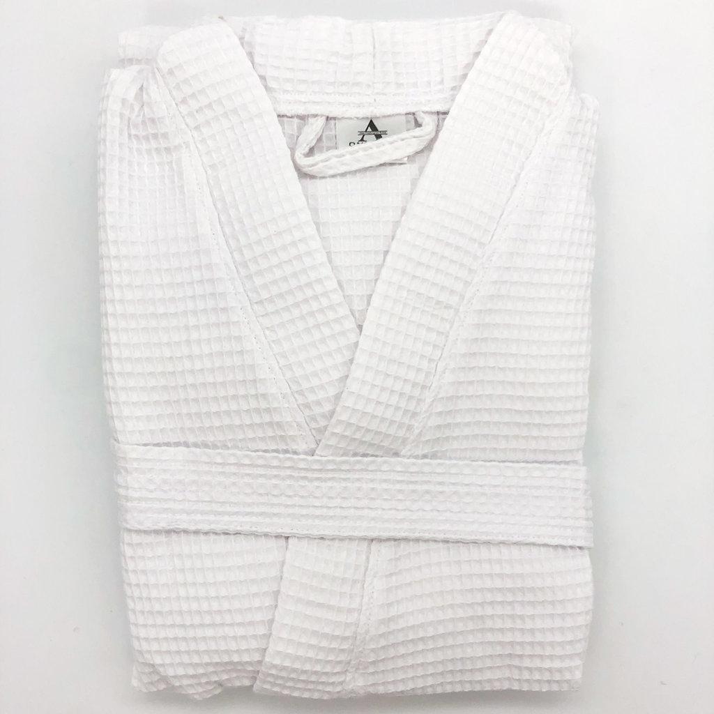 Prendergast White Spa Robes