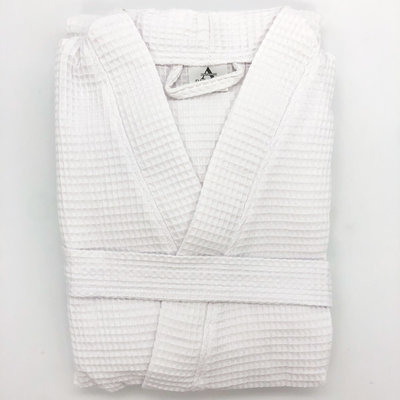 Prendergast White Spa Robes