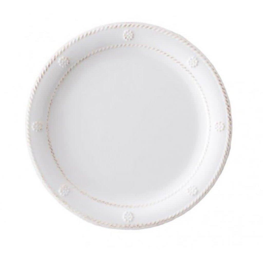 Juliska Juliska Dessert/Salad Plate B&T Melamine Whitewash 9''W