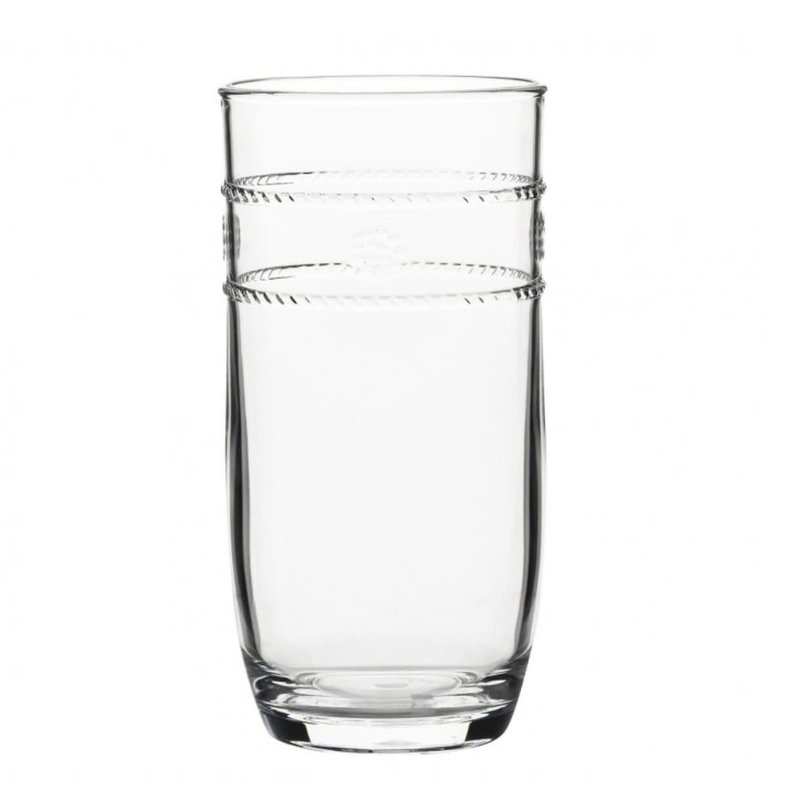 Juliska Juliska Large Beverage Isabella Acrylic Clear 6''H