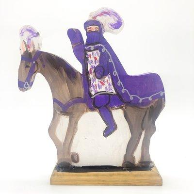 Lorraine Gendron Lorraine Gendron Riding Lieutenant (Purple)