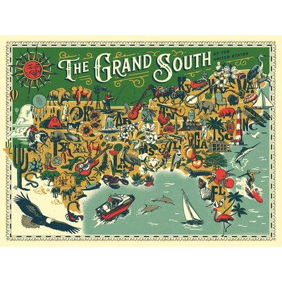 True South Puzzles True South Puzzles Grand South