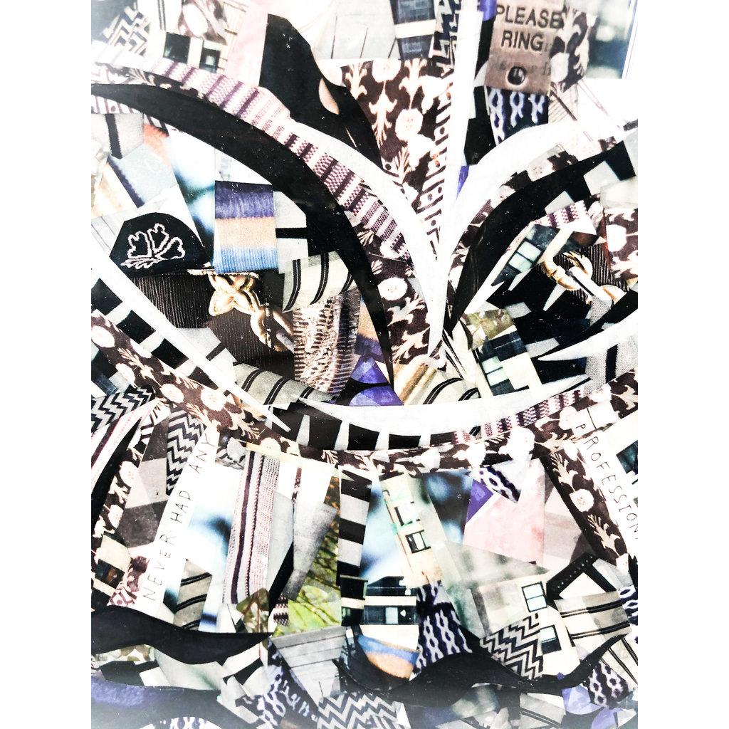 Cynthia Kolls Consignment Cynthia Kolls Grey Form Dress Collage