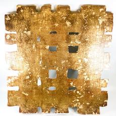 Cynthia Kolls Consignment Cynthia Kolls Small Cut Gold Leaf CSMT