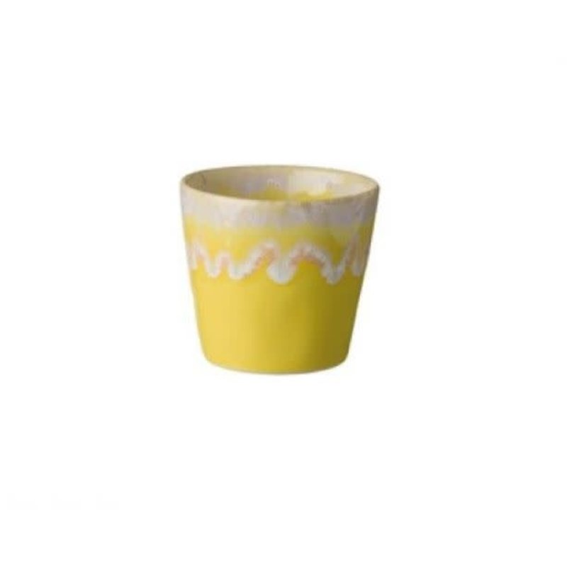 Casafina Yellow Espresso Cup