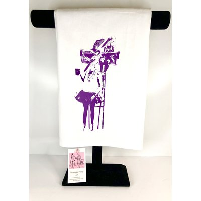 Monique Perry Monique Perry Ladder Towel