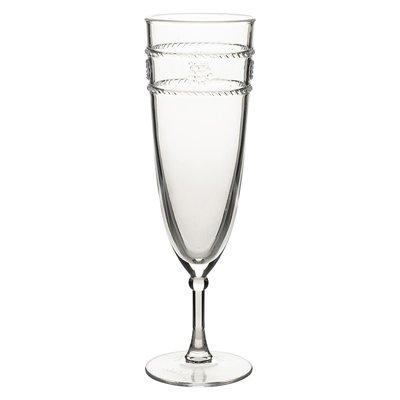 Juliska Champagne Flute Acrylic Isabella