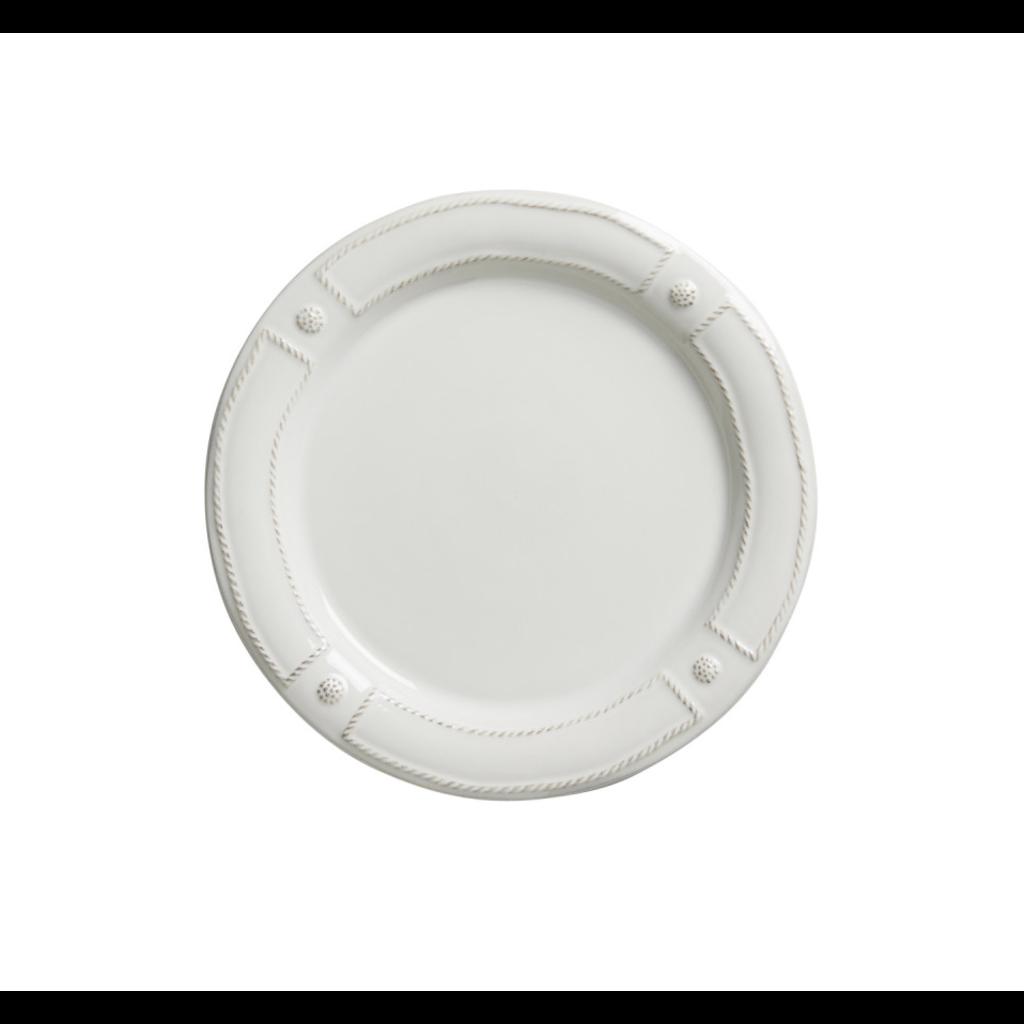 Juliska B&T French Panel Dinner Plate Display