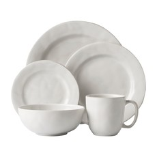 Juliska 5pc Place Setting Puro White