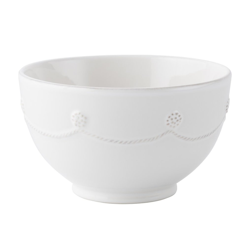 Juliska B&T Whitewash Cereal/Ice Cream Bowl