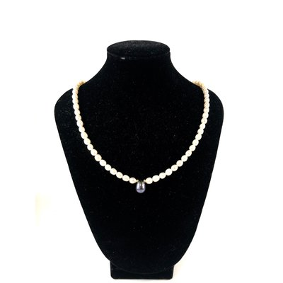 CC Gotz CC Gotz Pearl Necklace C52