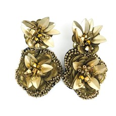 Allie Beads Allie Beads Honey Earrings