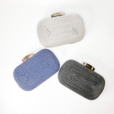 Amishi Silver Rope Handbag