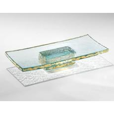 Annie Glass Annie Glass 12 x 5'' PEDESTAL SLAB