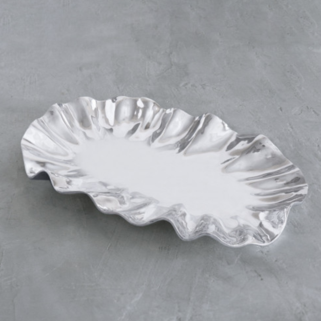 Beatriz Ball VENTO Bloom Large Oval Platter