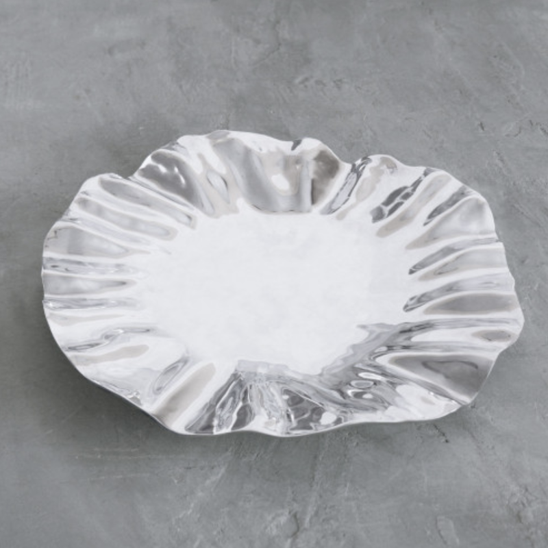 Beatriz Ball VENTO Bloom Large Round Platter