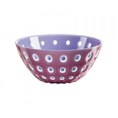 Guzzini Le Murrine Large Bowl Mauve/White/Lilac