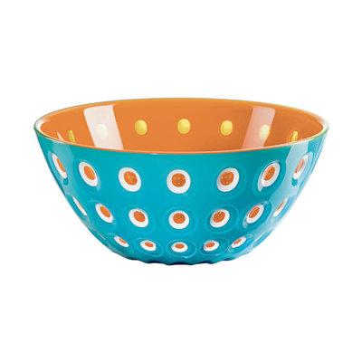 Guzzini Le Murrine Medium Bowl Turquoise/Orange