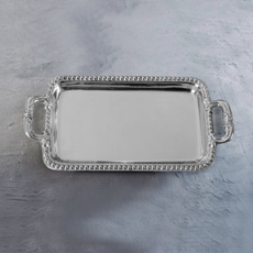 Beatriz Ball GIFTABLES Pearl David Rectangle Tray