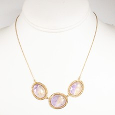 Benazir Collection Darcy Necklace Ametrine