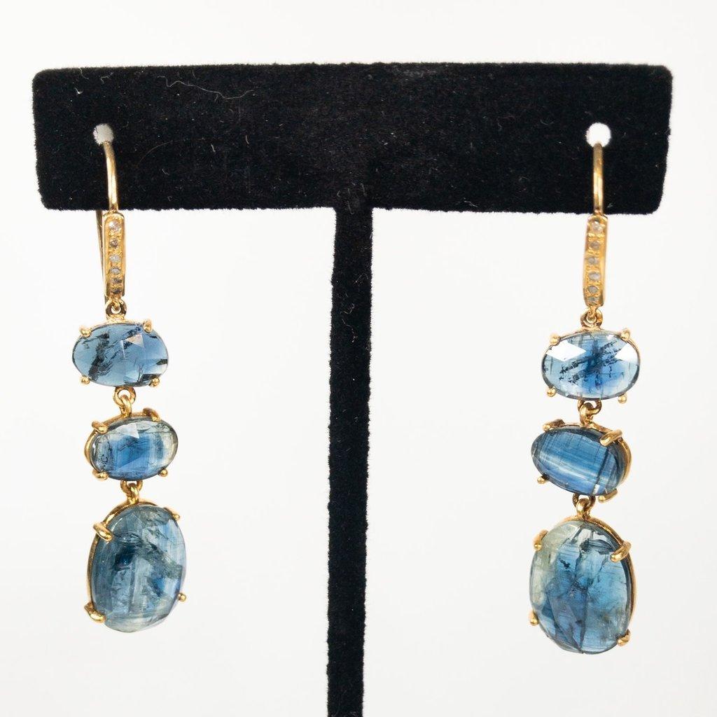 Benazir Collection Eliza Earrings Kynite