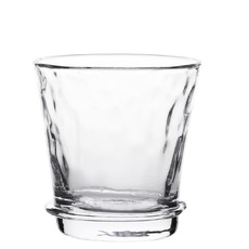 Juliska Carine Clear 4''H Small Tumbler DOF