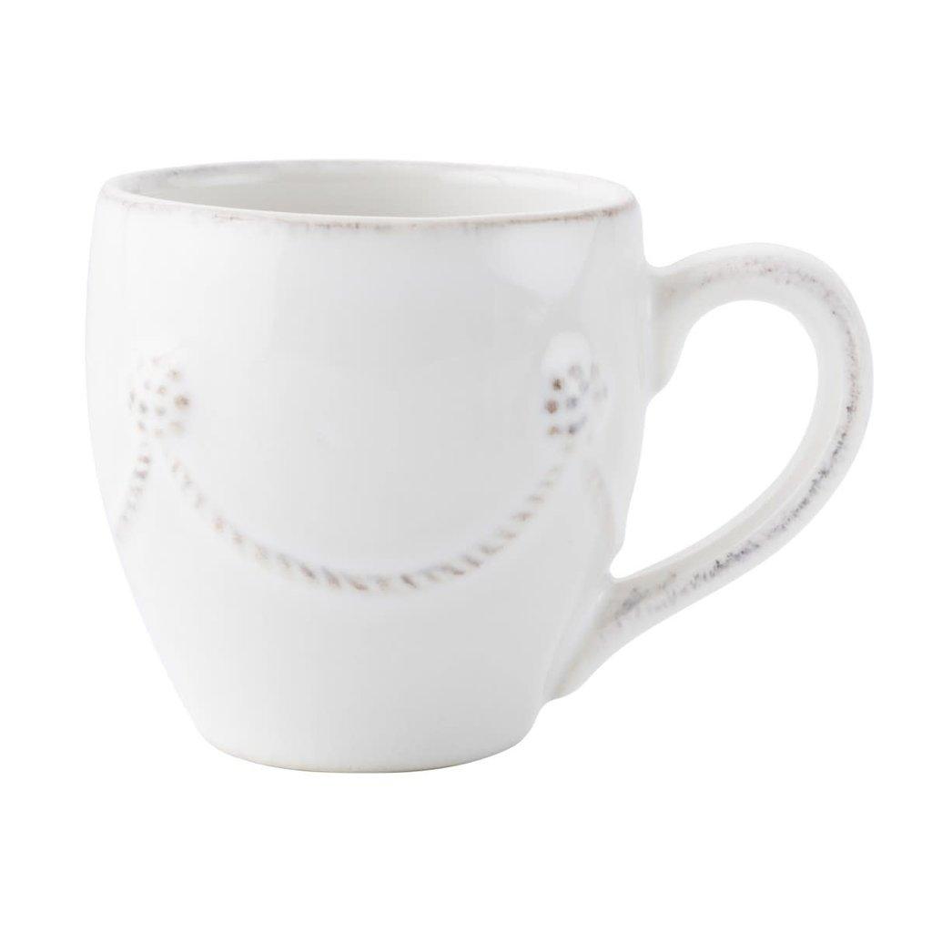 Juliska Demitasse Cup B&T White 2.5'' H