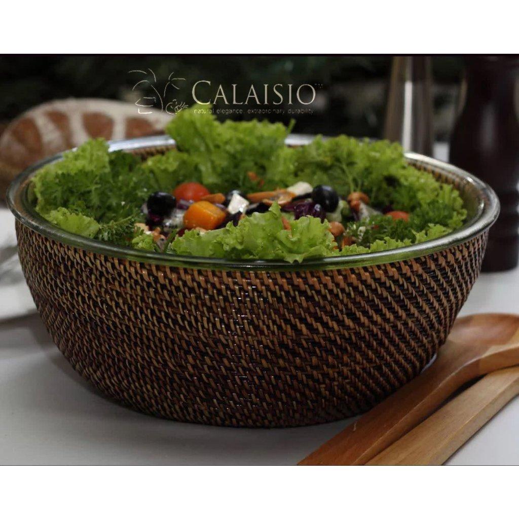 Calaisio Calaisio Round Bowl with Glass