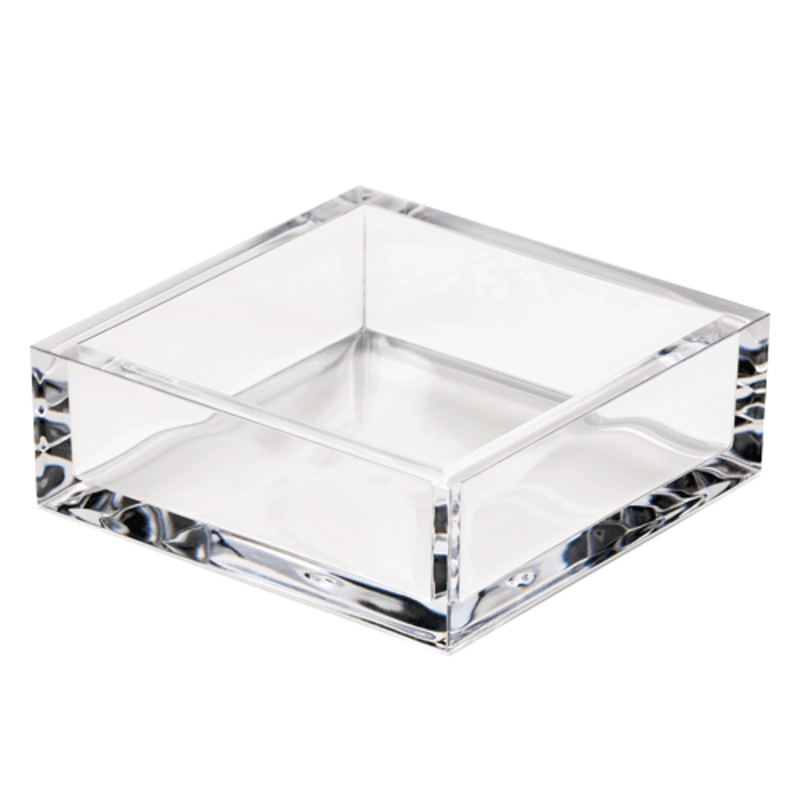 Caspari Caspari Cocktail Crystal Acrylic Cocktail Holder