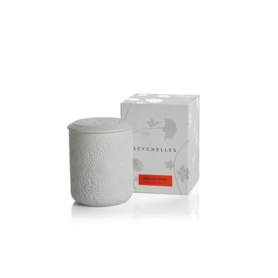 Zodax Seychelles Fragranced Candle- Morrocan Peony