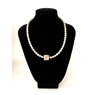 CC Gotz CC Gotz Pearl Necklace C34