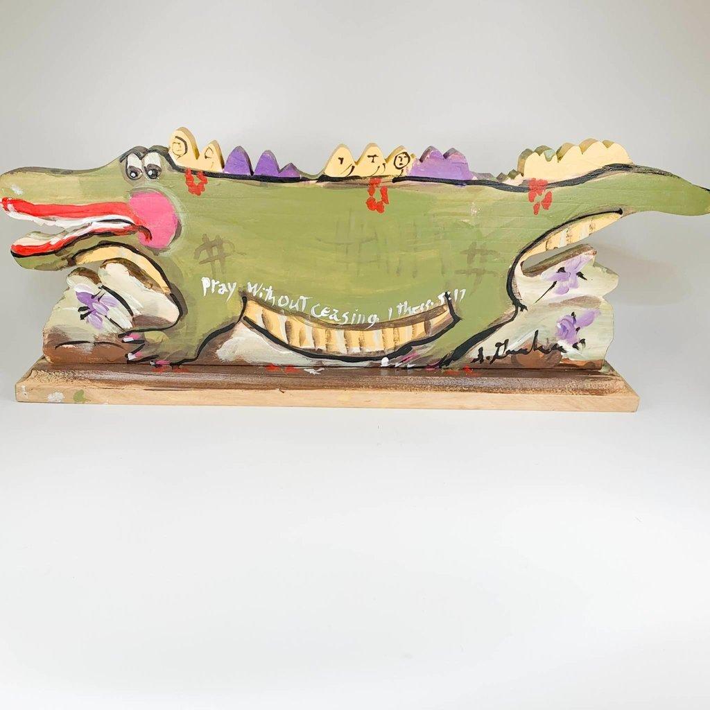 Lorraine Gendron Lorraine Gendron Alligator