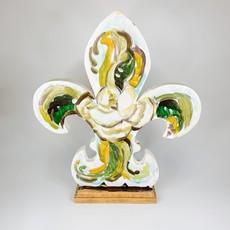 Lorraine Gendron Lorraine Gendron Magnolia Fleur de lis