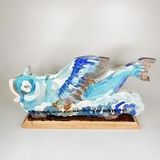 Lorraine Gendron Lorraine Gendron Proteus Fish Float