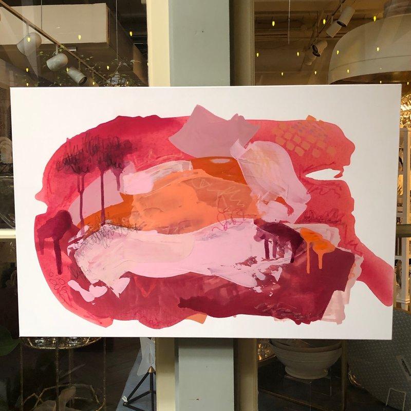 Sarah Thorne Davis Sarah Thorne Davis Abstract 30 x 40