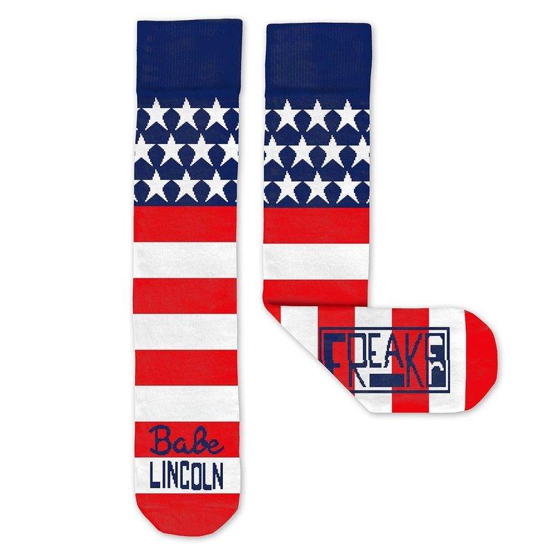 Freaker Babe Lincoln Socks