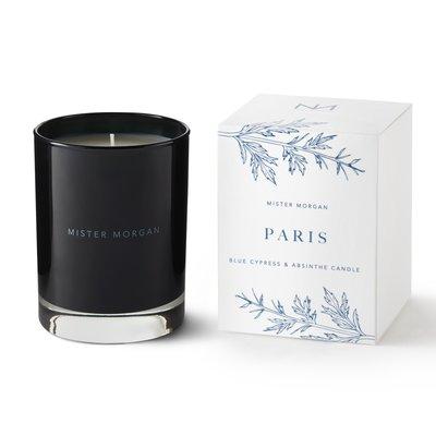 Niven Morgan Paris Candle ''Blue Cypress & Absinthe''