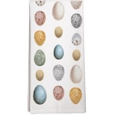 Mary Lake Thompson Eggs Towel