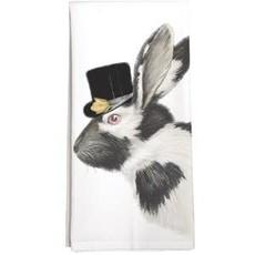 Mary Lake Thompson Bunny Hat Towel