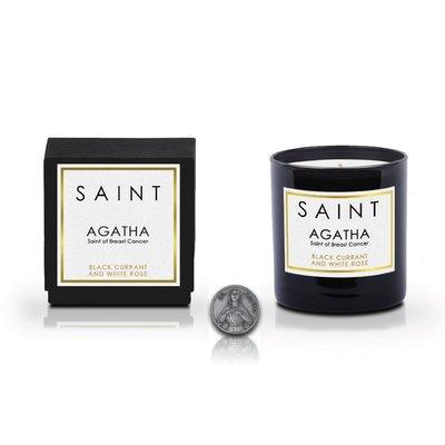Saint Saint Agatha Candle