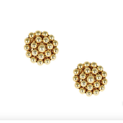 Lisi Lerch Button Gold Clip